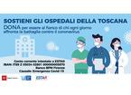 """Aderisci alla campagna """"Sostieni gli ospedali toscani"""""""