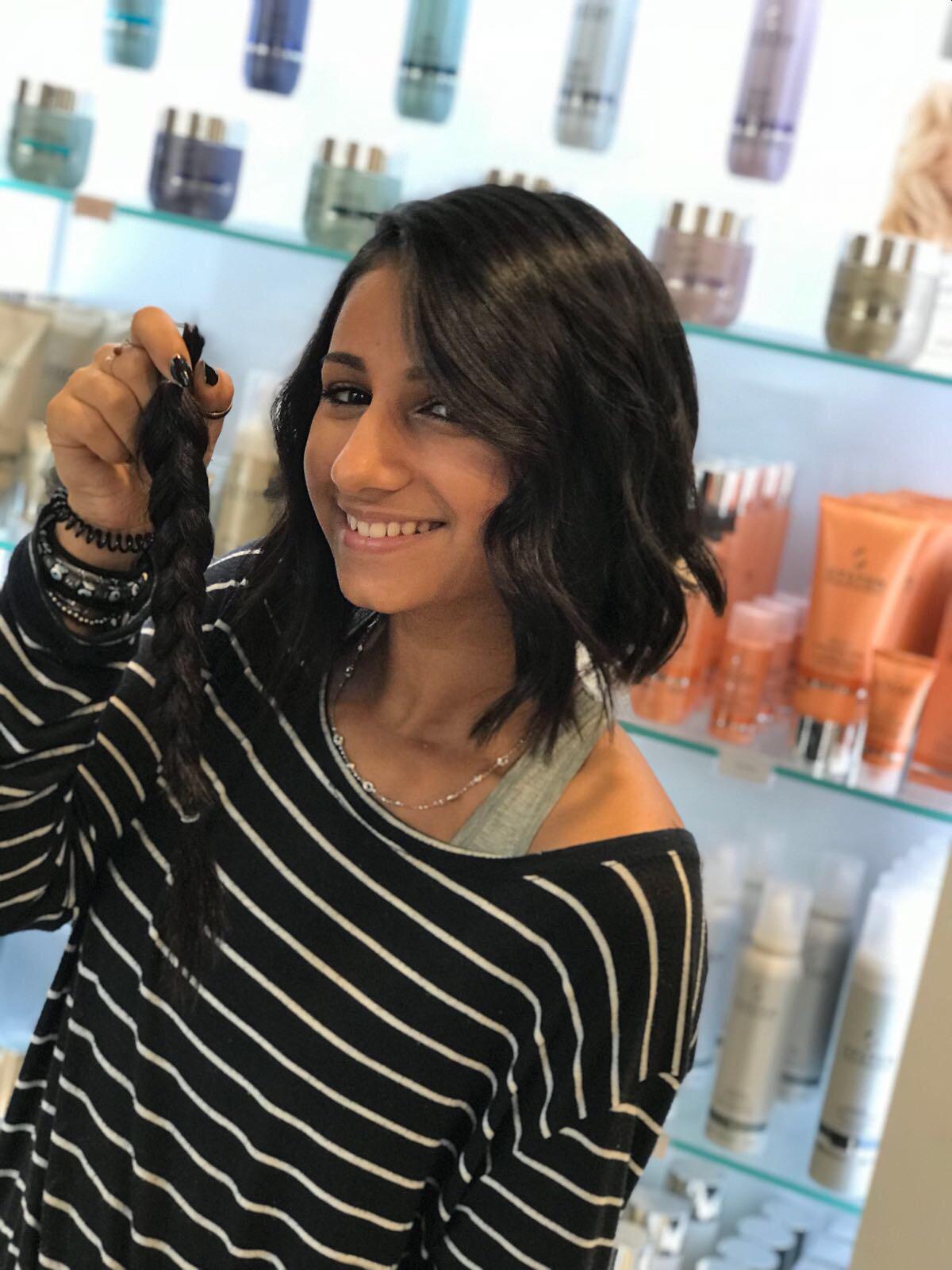 foto di tagli di capelli per donne di 40 anni 2013 prato