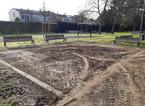 Giardini del Pratocchio, iniziati i lavori di riqualificazione per completare il miglioramento dell'area