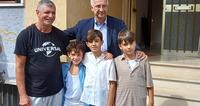 Film su Paolo Rossi: ecco chi interpreta Pablito, il fratello Rossano e l'amico Dante