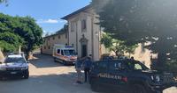 Bomba d'aereo della seconda guerra mondiale trovata nelle cantine della Villa del Mulinaccio