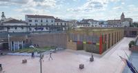 Vetrate e tetto a giardino per la nuova palazzina dell'Urp della Municipale