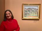 """Riapertura d'eccezione per il Museo Soffici: nuovo orario e un'opera che rientra in collezione dopo un """"soggiorno"""" a Parigi"""