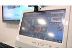 Al Buzzi le nuove aule di informatica sono inclusive con i computer che permettono di scrivere con gli occhi
