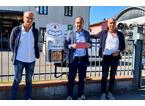 Un defibrillatore a disposizione di tutti, il dono a Montemurlo di Nova Fides e Paola Textile