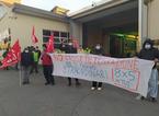 Tintoria Fada, i lavoratori iscritti a SiCobas tornano a scioperare