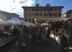 In piazza Duomo gusti e sapori internazionali: torna a Prato il Mercato Europeo