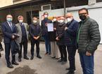 All'Emporio della solidarietà un contributo straordinario di 30mila euro per le famiglie bisognose
