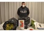 Mansarda trasformata in serra, arrestato pregiudicato. Sequestrati 10 chili di droga