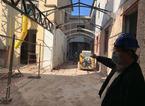 Il recupero del complesso di Palazzo Pacchiani porta in dote due piazze e un nuovo percorso pedonale