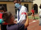 Centri estivi, il sindaco Biffoni incontra i ragazzi di Sant'Anna