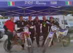 Il Pro Racing Team di Prato sbaraglia la concorrenza ai campionati regionali enduro