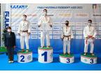 E' pratese il nuovo campione Italiano di judo categoria Esordienti B