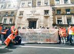 Texprint, la protesta si sposta a Roma al Ministero del Lavoro