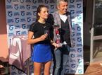 Tennis, è pratese la campionessa under 13: primo posto nel singolo e nel doppio