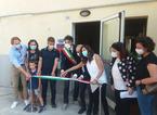 """Inaugurata la casa d'accoglienza La ginestra, dopo 30 anni il """"Casone """"di Iolo è stato ristrutturato"""