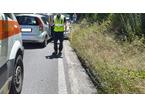 Scontro frontale tra due auto a La Foresta sulla sr325: tre feriti