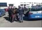 Tensione davanti alla Texprint, intervengono le forze dell'ordine. Sabato manifestazione in centro