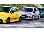 Passione Abarth, il tour di 'Scorpioni on the road' fa tappa a Prato
