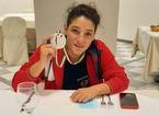 Alessia Porto medaglia d'argento ai campionati italiani di pugilato