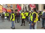 Manifestazione Sì Cobas spostata in piazza delle Carceri. Il sindacato polemizza