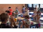 """Alla De Andrè i bambini imparano le regole anticontagio con lo """"School Covid Jouer"""""""