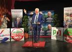 Eugenio Giani è il nuovo presidente della Regione. Anche a Prato è il più votato