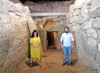 Carmignano, accordo per la valorizzazione dei Tumuli etruschi di Montefortini e Boschetti