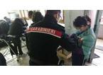 Cinque clandestini a lavoro in una ditta tessile, multe per quasi 30mila euro