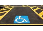 Riorganizzati i posteggi disabili in centro, adesso il totale sale a cento