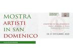 Pittura e fotografia, tutto pronto per la collettiva di 70 artisti ospitata nel chiostro di San Domenico