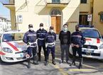 Tre nuovi agenti per la polizia municipale di Carmignano