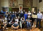 Scuola digitale, il Comune premia i ragazzi della Convenevole che hanno vinto la tappa toscana