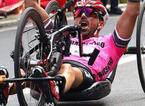 Giagnoni più forte anche del Covid: è campione italiano Handbike