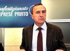 """Il Tg di La7 """"dimentica"""" Prato tra i distretti tessili italiani, Giusti: """"E' una vergogna"""""""