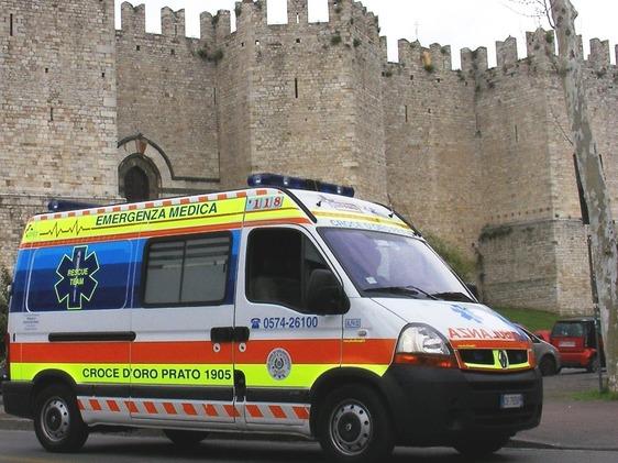 Appello della Croce d'Oro: raccolta fondi per l'acquisto di una nuova ambulanza