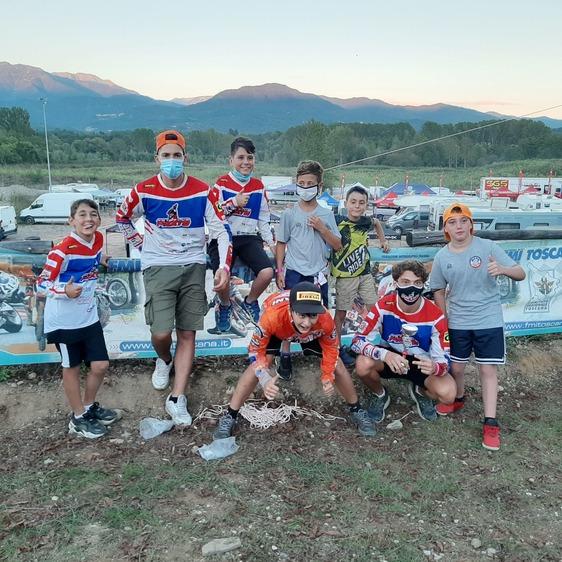Di nuovo in pista la classe Enduro e Minienduro in Toscana