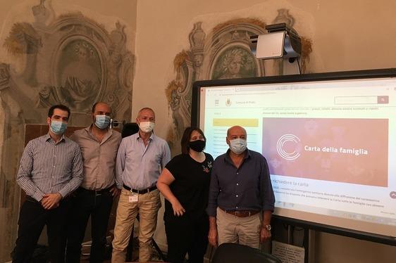 Carta famiglia 2020, a Prato una guida per poterla utilizzare