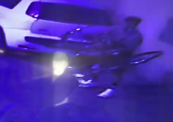 Torna a colpire il ladro seriale: preso dai poliziotti e denunciato