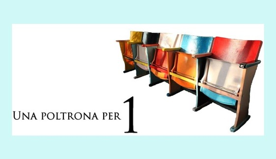 """Il Terminale lancia la campagna di crowdfunding """"Una poltrona per 1"""" , servono 35mila euro"""