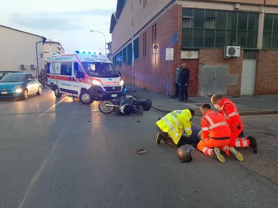 Appello per la ricerca testimoni dell'incidente avvenuto in via di Gello