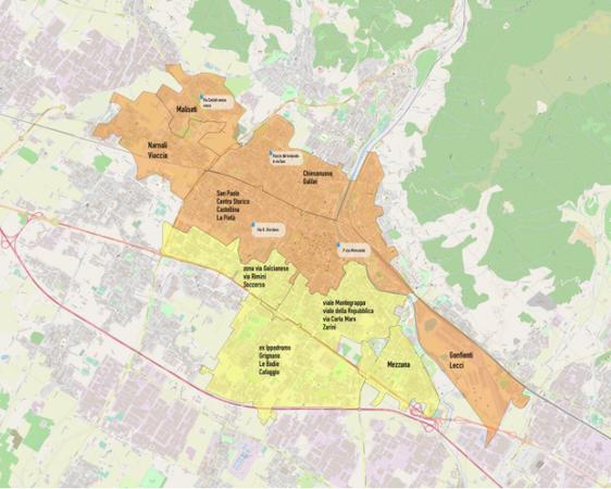 Da stasera intere zone di Prato avranno problemi con l'approvvigionamento idrico