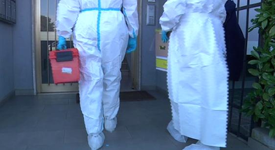 Covid, per le squadre Usca un anno di super lavoro: quasi 13mila visite domiciliari e oltre 7.700 vaccinazioni