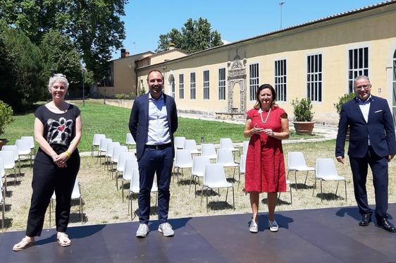 Villa Giamari e le piazze delle frazioni ospitano Montemurlo Estate 2020