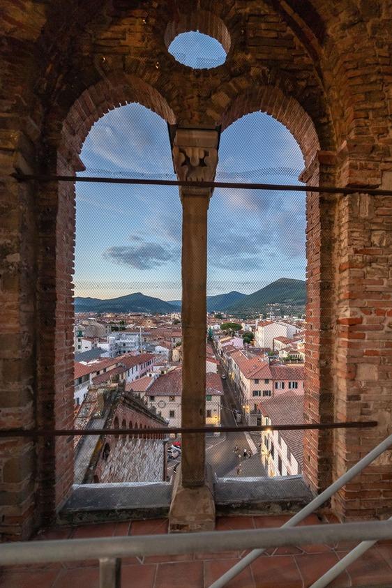 Il campanile di San Domenico apre le porte per una visita a tutto tondo della città
