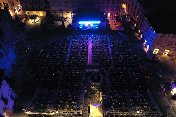 """Numeri ok per il festival """"Settembre Prato è spettacolo"""": diecimila gli spettatori totali"""