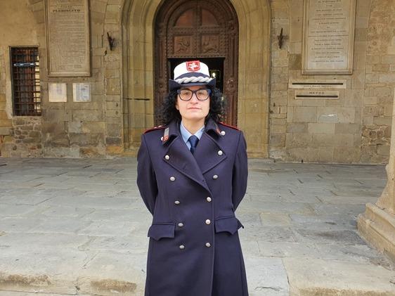 Una pratese nominata comandante della polizia municipale di Pistoia