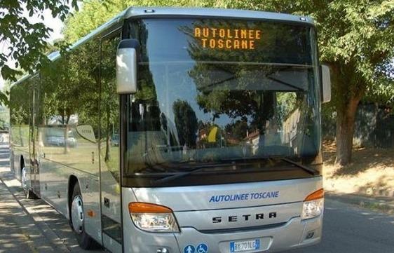 Autolinee Toscane, un'app dedicata per acquistare i biglietti. Gli abbonati a bordo con la sola tessera sanitaria