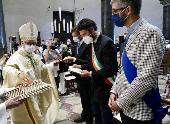 Le istituzioni pronte a raccogliere la sfida lanciata dal vescovo sul futuro di Prato