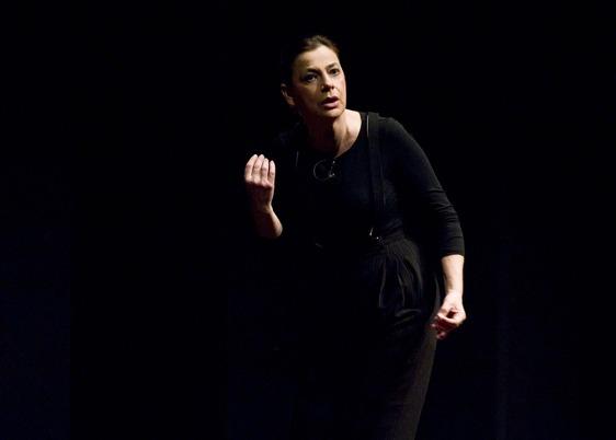 """Maria Cassi sul palco del Politeama con """"Mammamia!"""""""